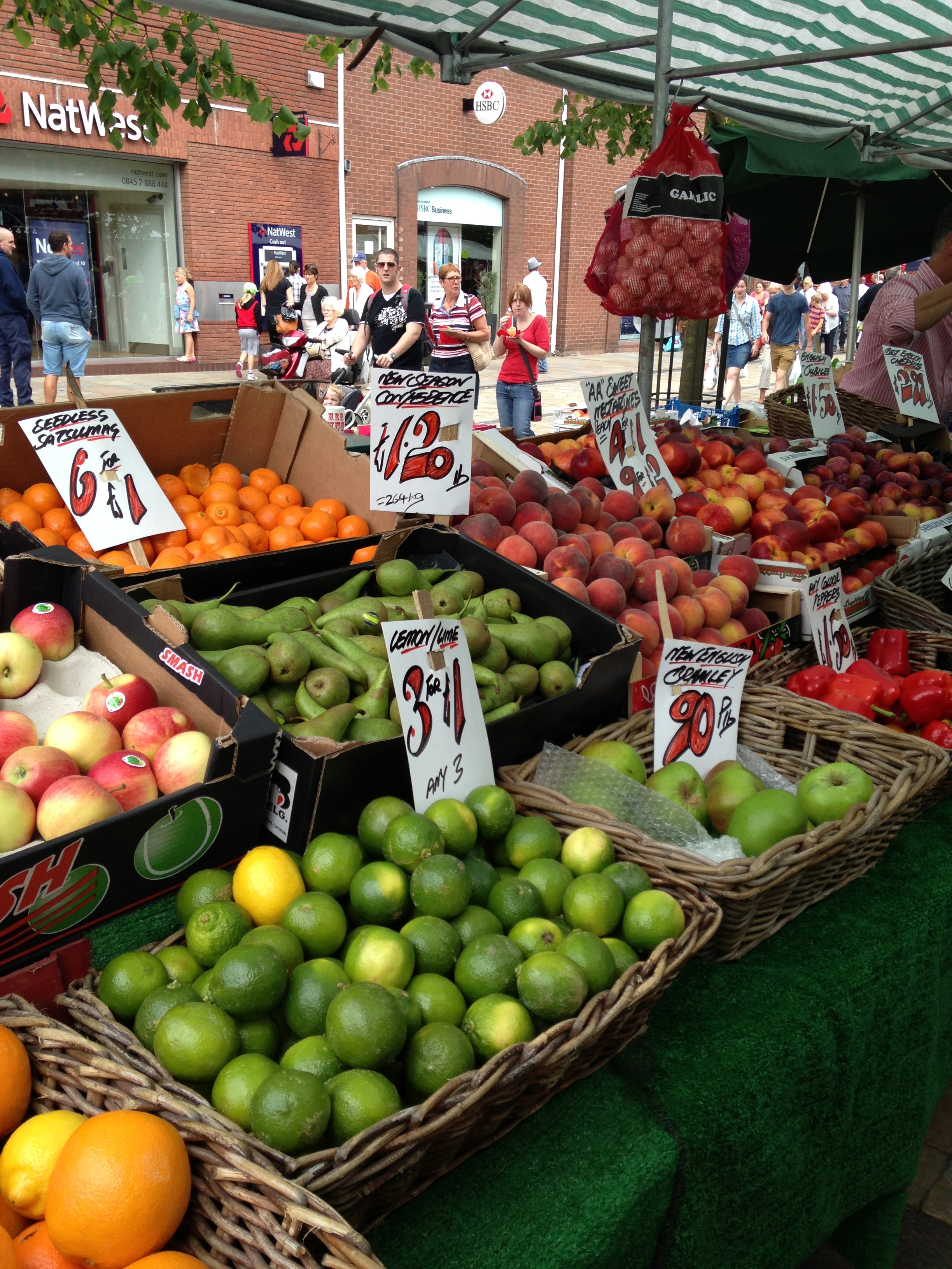Lichfield Food Festival in Pictures - The Foodie Family Blog