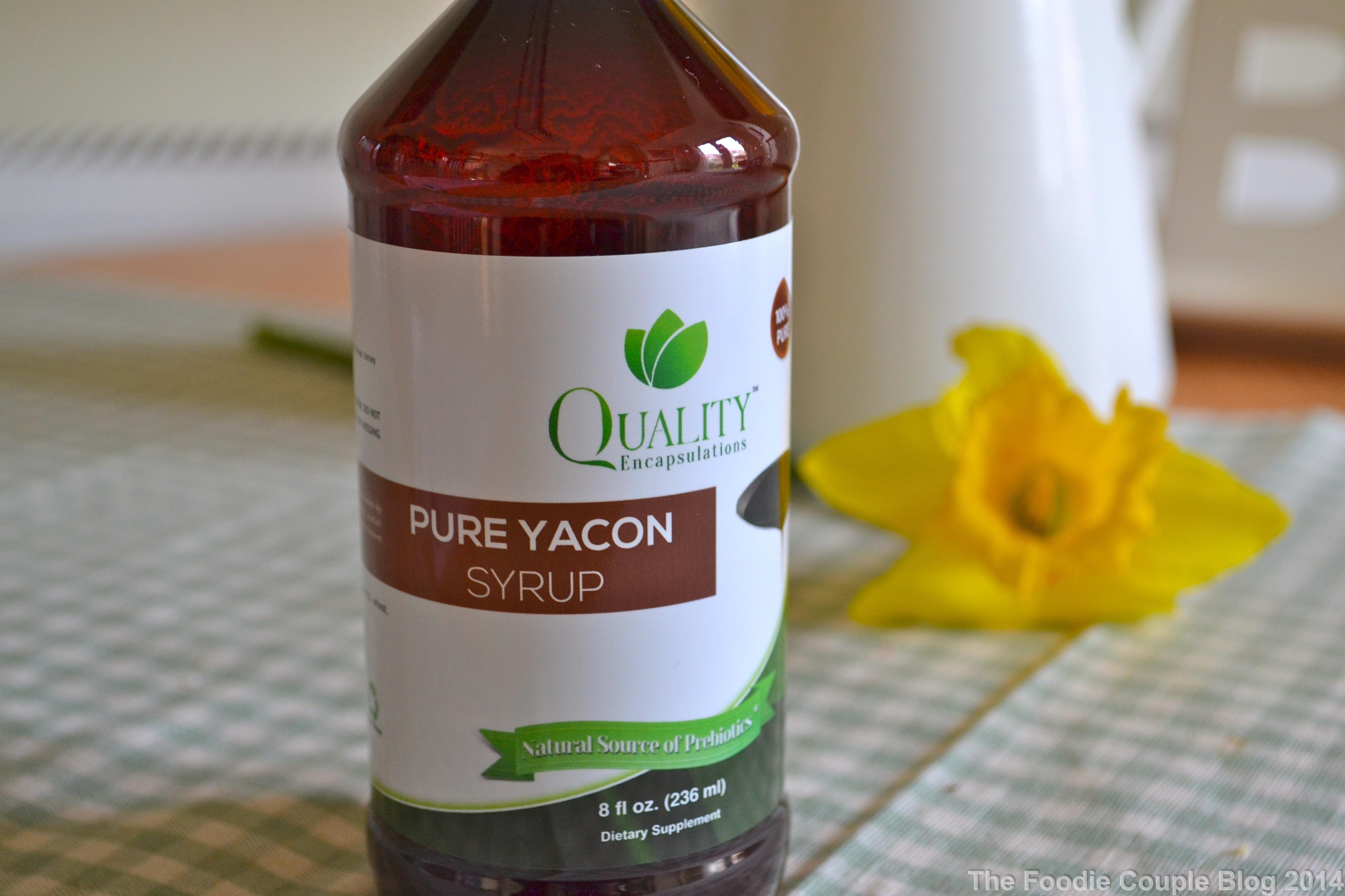Yacon syrup weight loss reviews