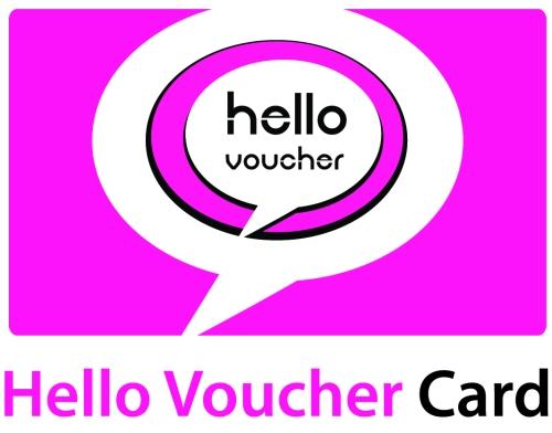 HelloVoucherCard - Logo