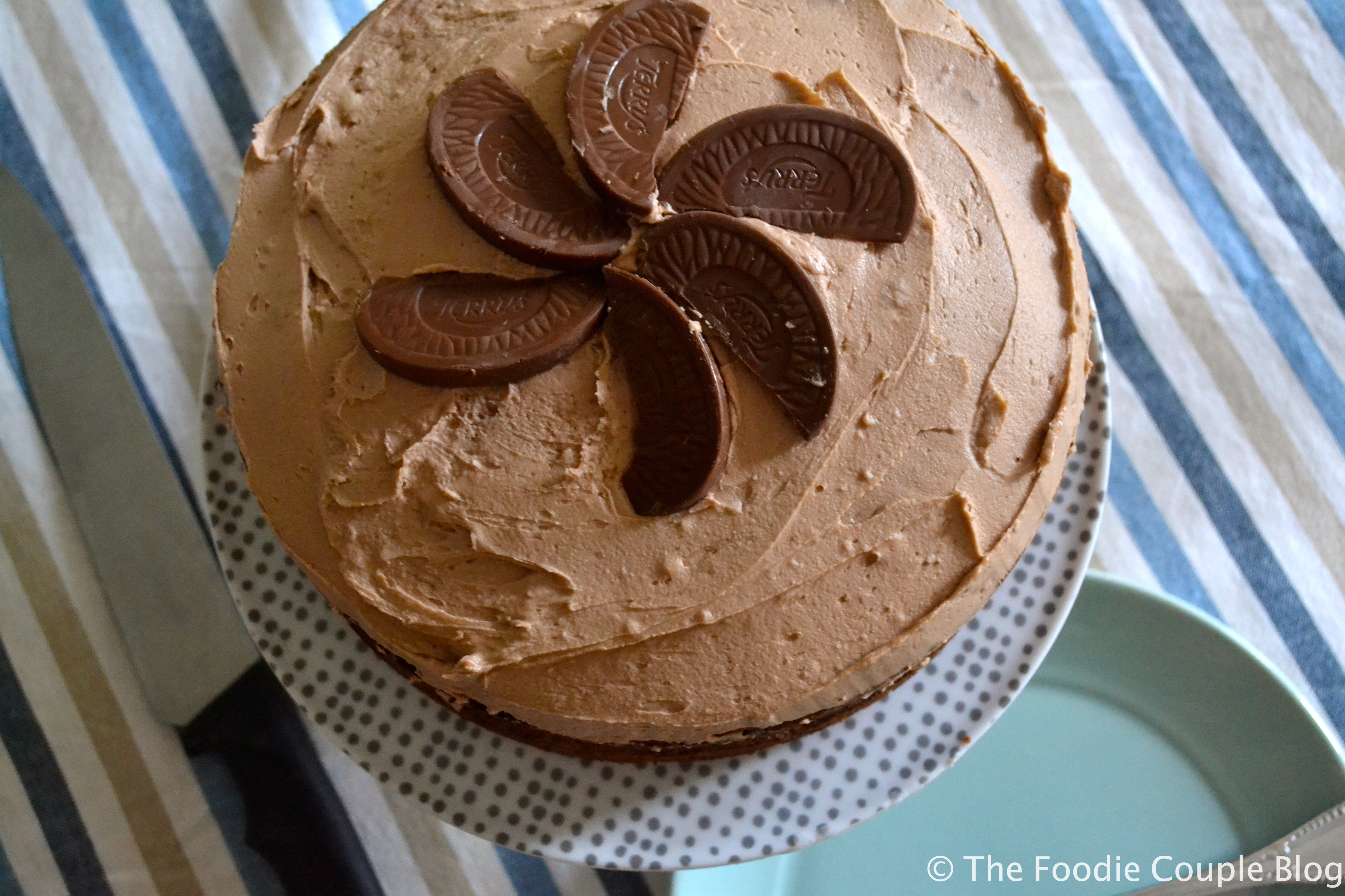 Chocolate Orange Cake – The Foodie Family Blog