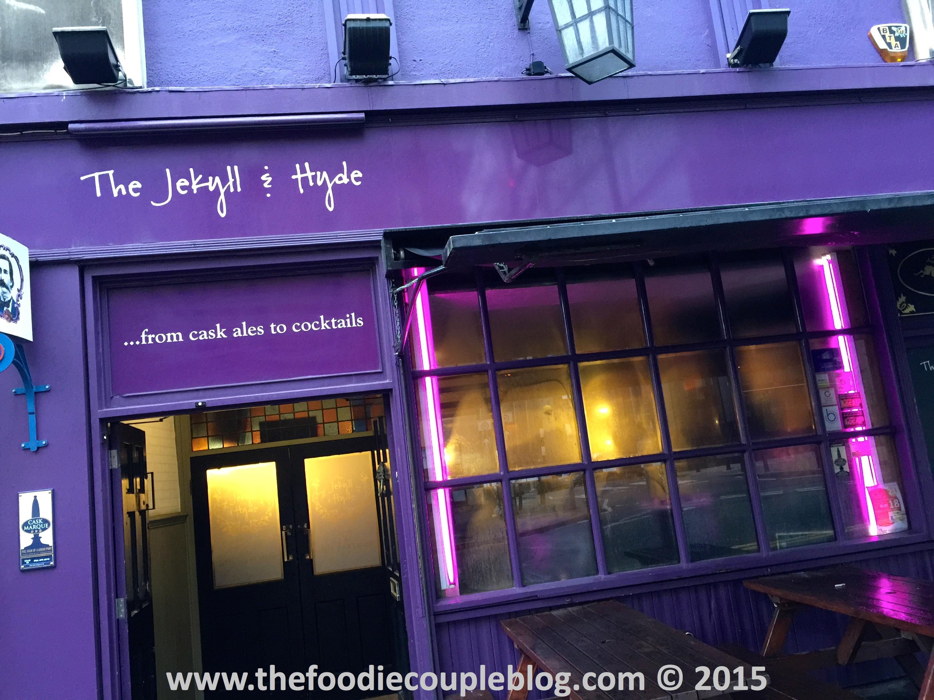 Jekyll and hyde pub birmingham