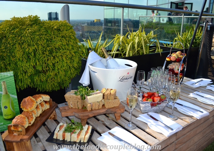 MPW afternoon tea