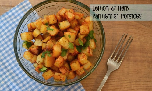 Lemon&Herb Parmentier Potatoes