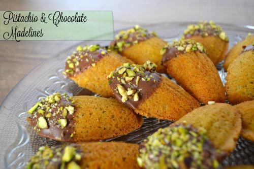 Pistachio&ChocolateMadelines